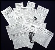 NewspaperClippings